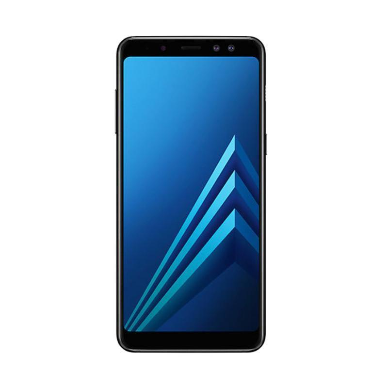 Samsung Galaxy A8+ - Black