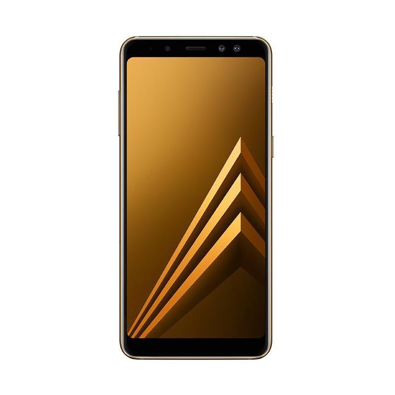 Samsung Galaxy A8+ - Gold