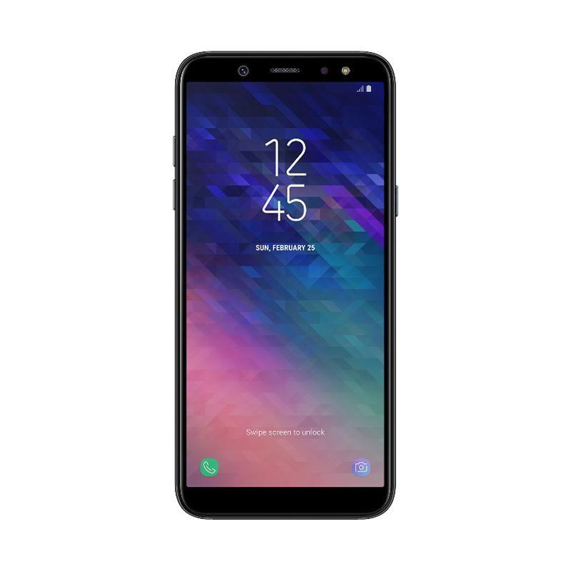 Samsung Galaxy A6+ SM-A605 - Black