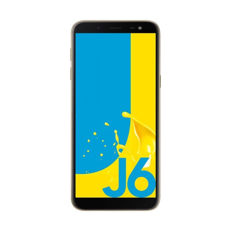 Samsung Galaxy J6 - Gold