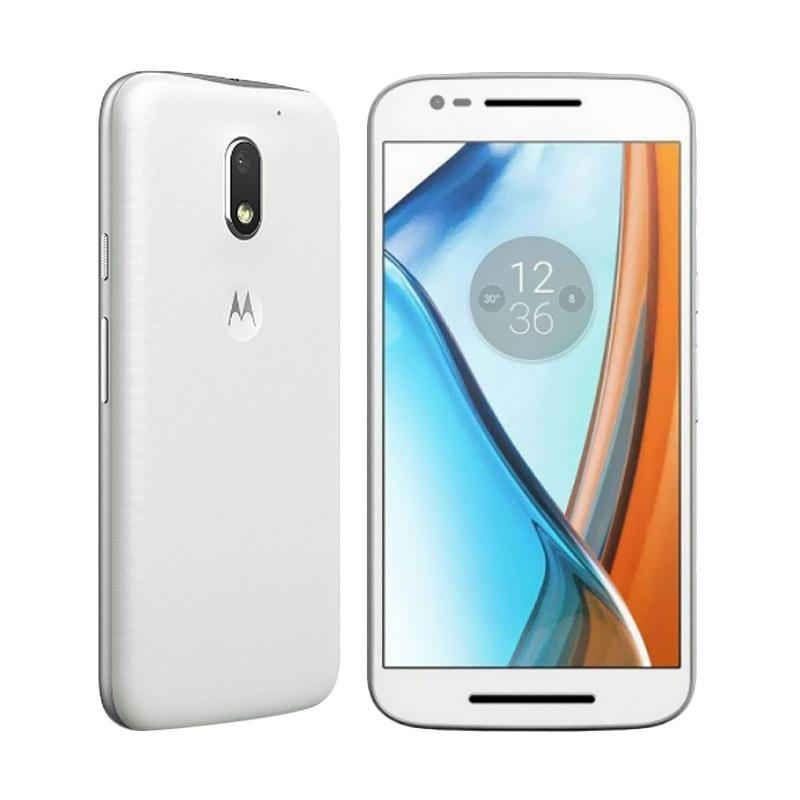 Motorola Moto E3 Power - White