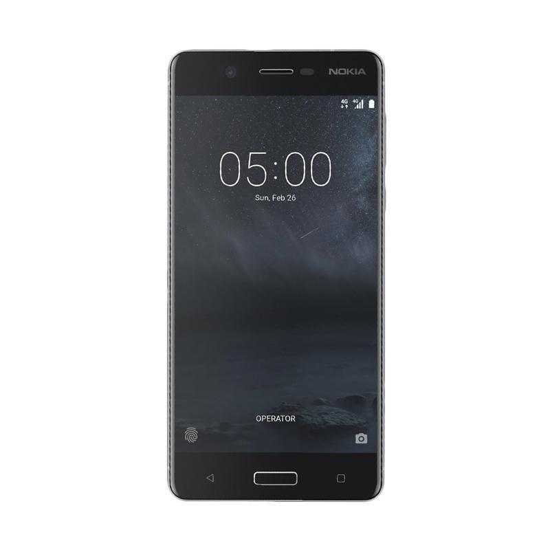 Nokia 5 Smartphone - Silver [16GB/3GB/LTE]