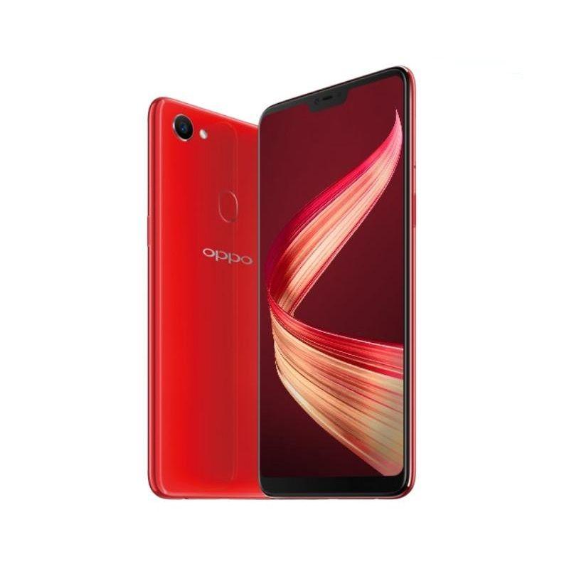 OPPO F7 Pro Smartphone - Red [128GB/ 6GB]