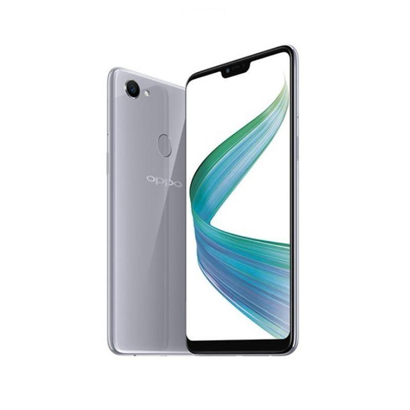 OPPO F7 Smartphone - Silver [64GB/ 4GB]