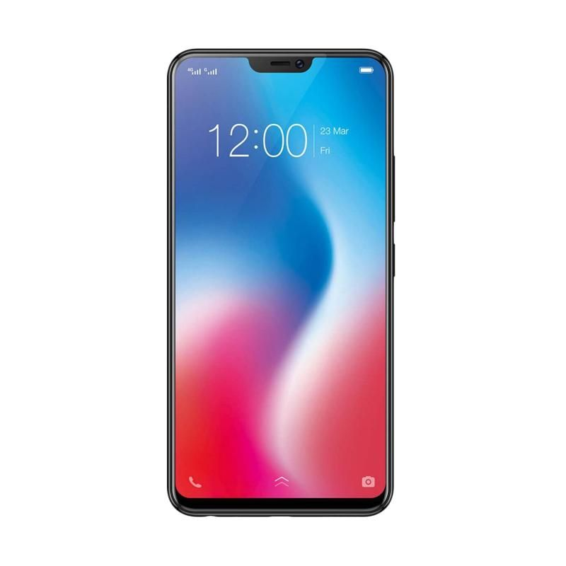 VIVO V9 Smartphone - Black [64GB/4GB]